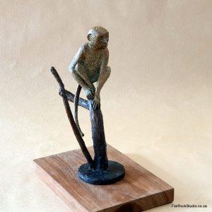 Vervet Monkey Sculpture
